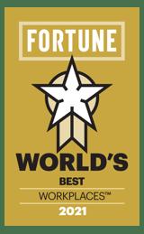 FortuneWorldBestWorkplaces2021
