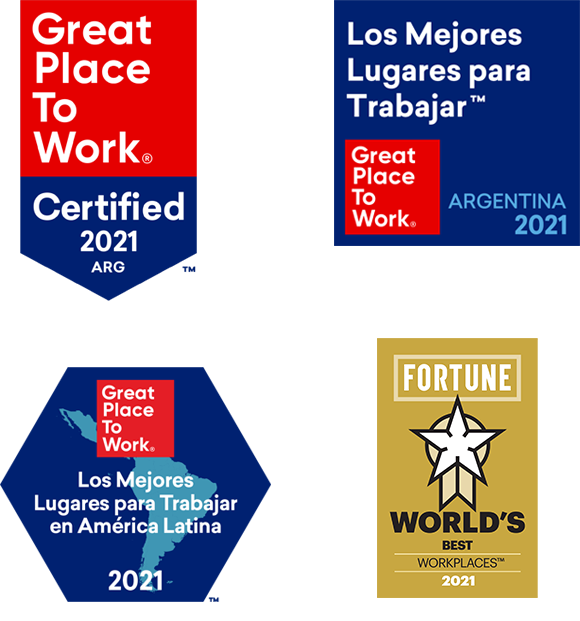 Recognition logos 2021 fortune